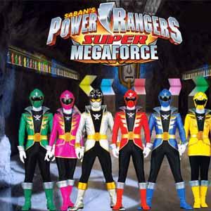 Comprar Power Rangers Super Mega Force Nintendo 3DS Descargar Código Comparar precios
