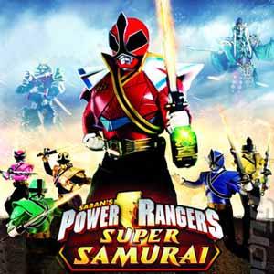 Comprar Power Rangers Super Samurai Xbox 360 Code Comparar Precios