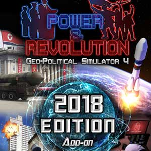 Comprar Power & Revolution 2018 Edition Add-on CD Key Comparar Precios