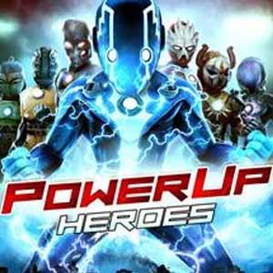 Comprar PowerUP Heroes Xbox 360 Code Comparar Precios