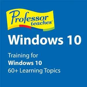 Comprar Professor Teaches Windows 10 CD Key Comparar Precios