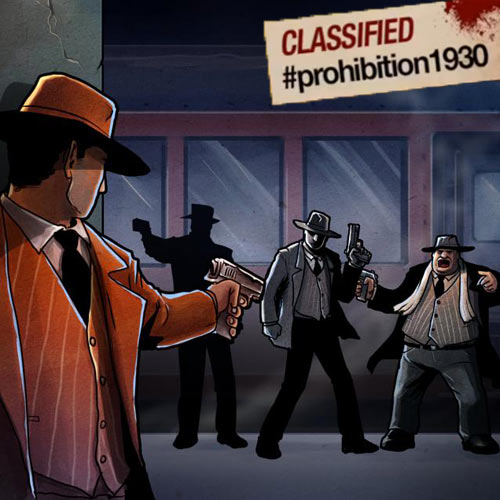 Descargar Prohibition 1930 - PC key Steam