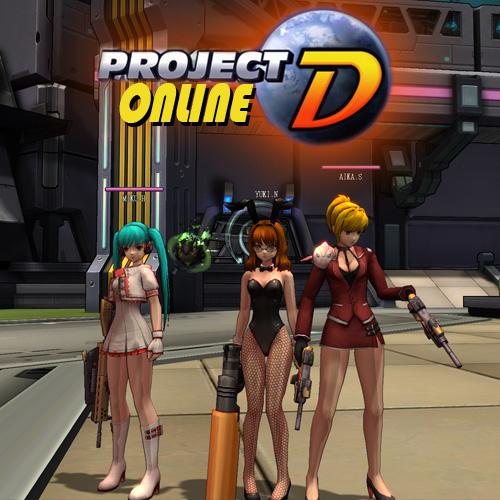 Comprar Project D Online CD Key Comparar Precios