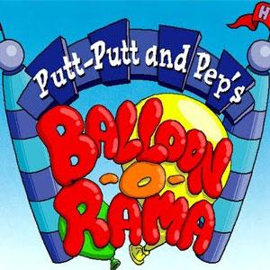 Comprar Putt-Putt and Pep's Balloon-o-Rama CD Key Comparar Precios