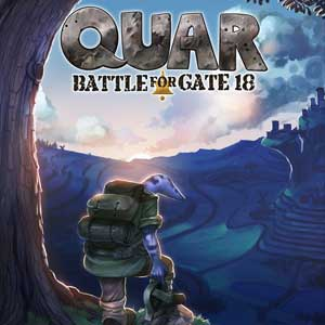 Comprar Quar Battle for Gate 18 CD Key Comparar Precios
