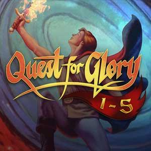 Comprar Quest for Glory 1-5 CD Key Comparar Precios
