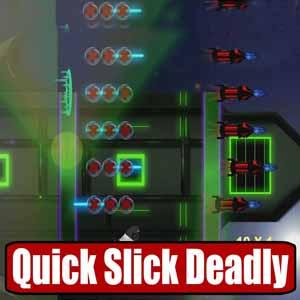 Comprar Quick Slick Deadly CD Key Comparar Precios