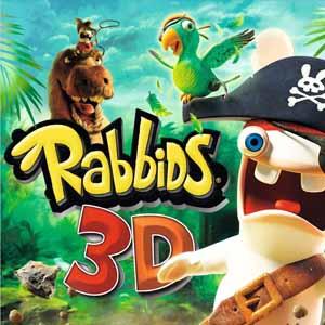 Comprar Rabbids 3D Nintendo 3DS Descargar Código Comparar precios