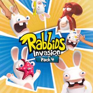 RABBIDS INVASION PACK 4 SEASON ONE
