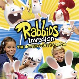 Comprar Rabbids Invasion The Interative TV Show PS4 Code Comparar Precios