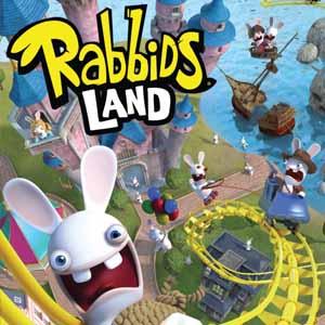 Comprar Rabbids Land Nintendo Wii U Descargar Código Comparar precios