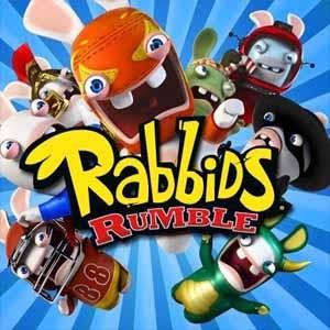 Comprar Rabbids Rumble Nintendo 3DS Descargar Código Comparar precios