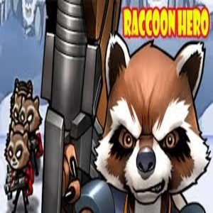Raccoon Hero