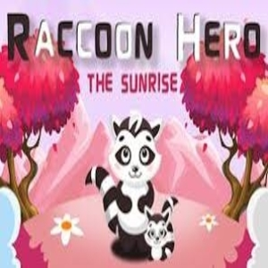 Raccoon Hero The Sunrise