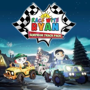 Race With Ryan Surprise Track Pack