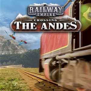 Railway Empire Crossing the Andes