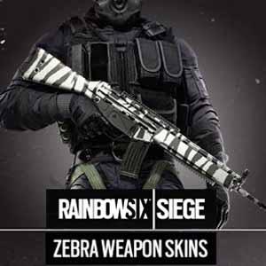 Comprar Rainbow Six Siege Zebra Weapon Skin CD Key Comparar Precios
