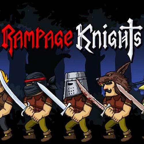 Comprar Rampage Knights CD Key Comparar Precios