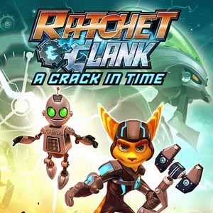 Comprar Ratchet and Clank A Crack in Time Ps3 Code Comparar Precios