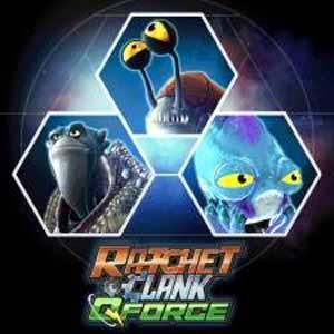 Comprar Ratchet and Clank Q-Force Ps3 Code Comparar Precios
