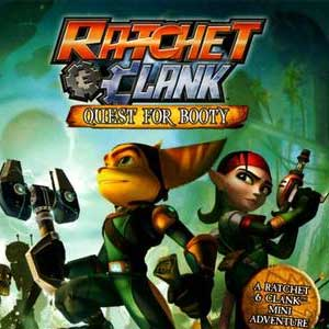 Comprar Ratchet and Clank Quest For Booty PS3 Code Comparar Precios