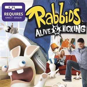 Raving Rabbids Alive and Kicking