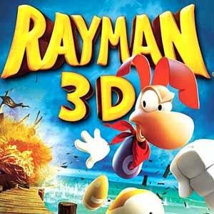 Comprar Rayman 3D Nintendo 3DS Descargar Código Comparar precios