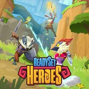 Comprar ReadySet Heroes CD Key Comparar Precios