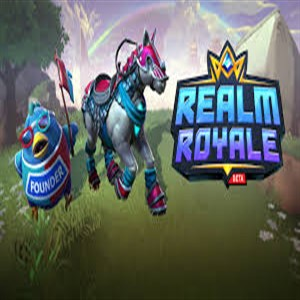 Realm Royale Founders Pack