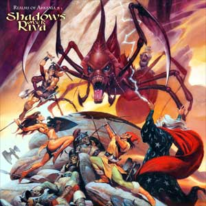 Realms of Arkania 3 Shadows Over Riva Classic