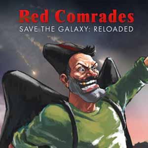Comprar Red Comrades Save the Galaxy Reloaded CD Key Comparar Precios