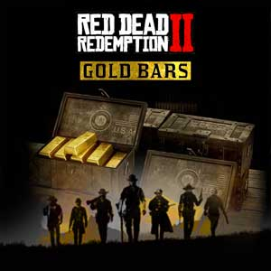 RED DEAD REDEMPTION 2 Gold Bars