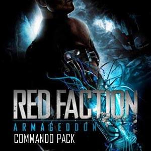 Comprar Red Faction Armageddon Commando Pack CD Key Comparar Precios