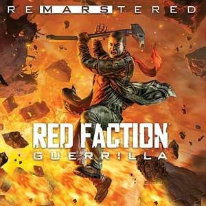 Comprar Red Faction Guerrilla Re-Mars-tered CD Key Comparar Precios