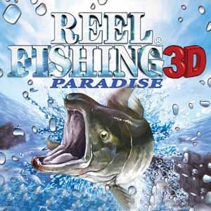 Comprar Reel Fishing Paradise 3D Nintendo 3DS Descargar Código Comparar precios