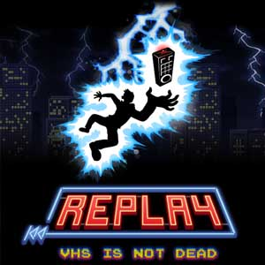 Comprar Replay VHS is not dead CD Key Comparar Precios