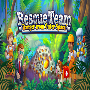 Rescue Team Danger from Outer Space