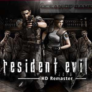 Comprar Resident Evil 0 HD Remaster CD Key Comparar Precios
