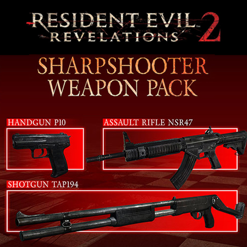 Comprar Resident Evil Revelations 2 Sharpshooter Weapon Pack Ps4 Code Comparar Precios