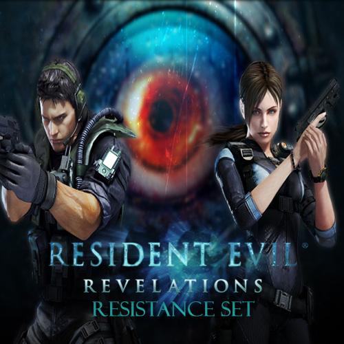 Comprar Resident Evil Revelations Resistance Set CD Key Comparar Precios