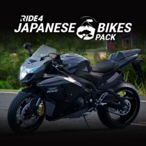 RIDE 4 Japanese Bikes Pack