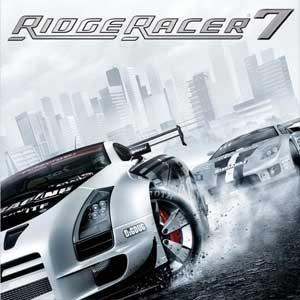 Comprar Ridge Racer 7 PS3 Code Comparar Precios