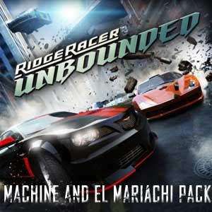 Comprar Ridge Racer Unbounded Machine and El Mariachi Pack CD Key Comparar Precios