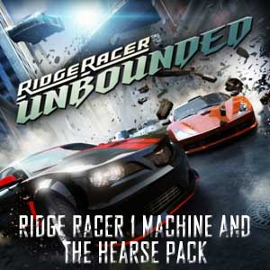 Comprar Ridge Racer Unbounded Ridge Racer 1 Machine and the Hearse Pack CD Key Comparar Precios