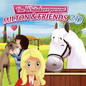 Comprar Riding Stables The Whitakers present Milton and Friends Nintendo 3DS Descargar Código Comparar precios