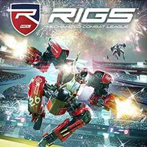 Comprar RIGS Mechanized Combat League PS4 Code Comparar Precios