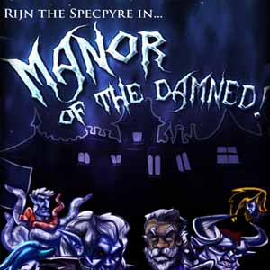 Comprar Rijn the Specpyre in Manor of the Damned CD Key Comparar Precios