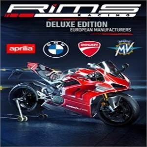 Comprar RiMS Racing European Manufacturers Deluxe Xbox One Barato Comparar Precios