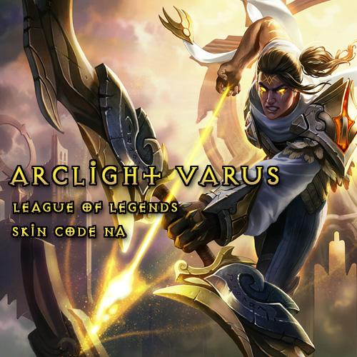 Comprar Riot Arclight Varus League Of Legends Skin NA Tarjeta Prepago Comparar Precios