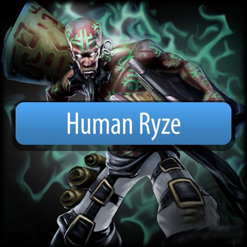 Comprar Riot Human Ryze League Of Legends Skin Tarjeta Prepago Comparar Precios